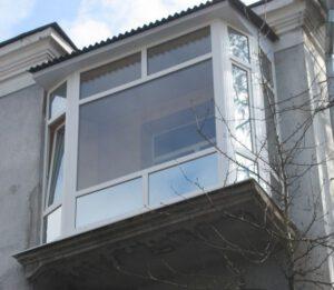 французский балкон в харькове заказать