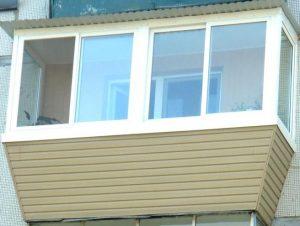 балкон с выносом по подоконнику цена харьков
