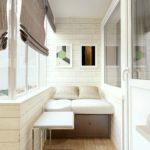 отделка, обшивка балкона недорого харьков