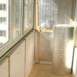 утеплить балкон недорого харьков с гарантией