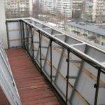сварка каркаса балкона харькова с гарантией