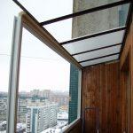 установить крышу, козырек на балкон харьков с гарантией