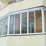 остекление балкона, лоджии харьков недорого
