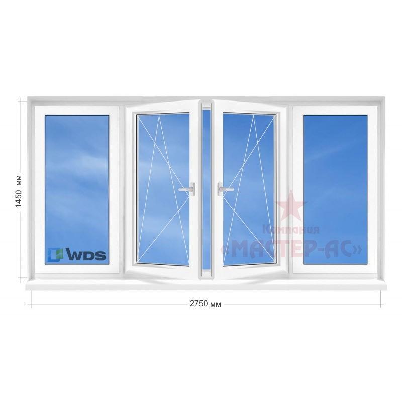балконная рама металлопластик вдс в 9 и 12-этажку чешка харьков цена