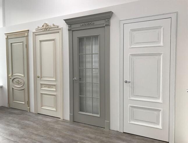 Эстетические вопросы в выборе дверей