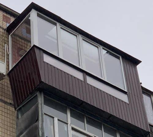 улучшение балкона харьков