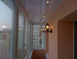 провести свет на балкон харьков