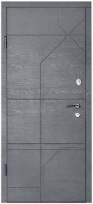 дверь М-2 дуб грифель